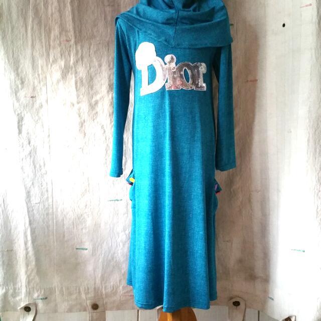 Baju Muslim DIOR