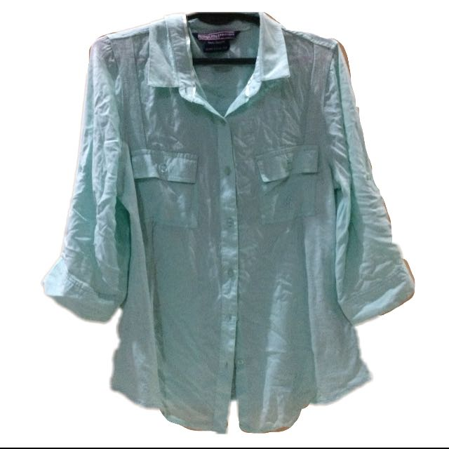 Beverly Hills Polo Pastel Green FREE SHIPPING