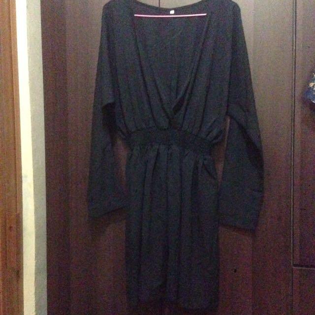 Black Dress Big Size