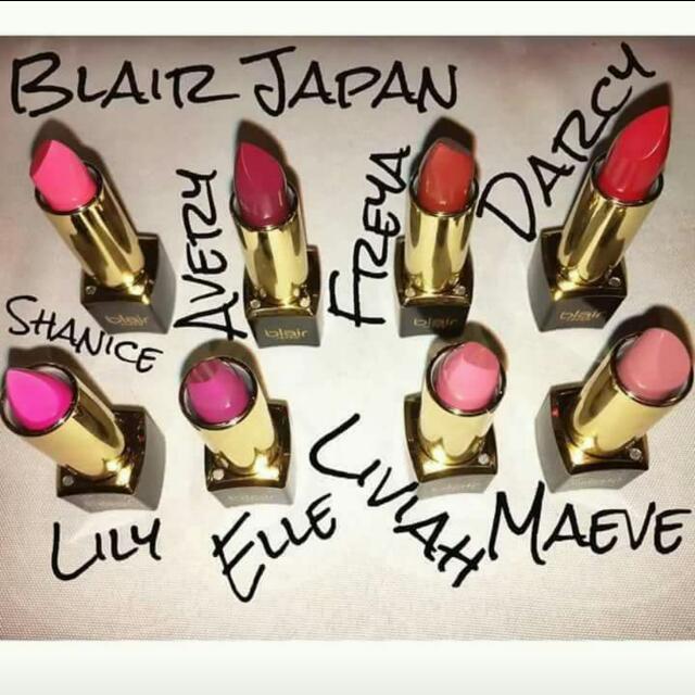 Blair lipstick