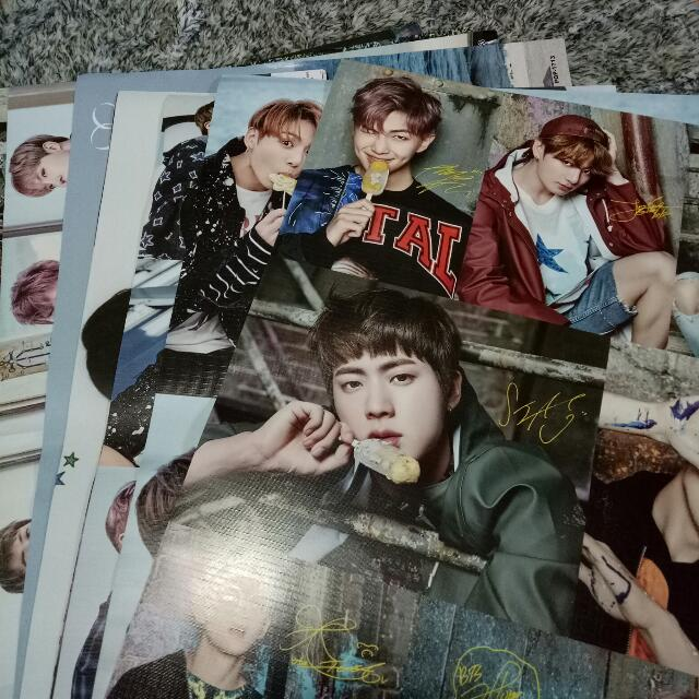BTS Poster HD Quality, K-Wave on Carousell