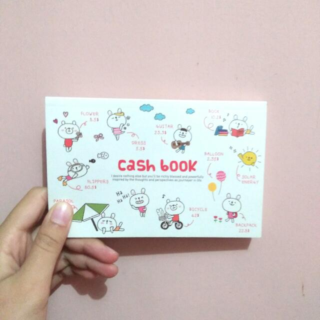 Cash Book Korea