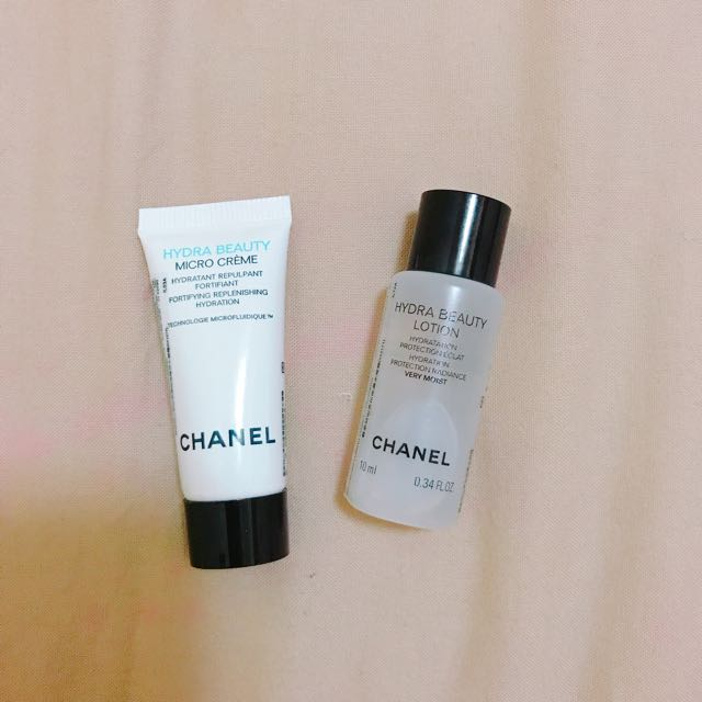 Chanel 香奈兒山茶花保濕 試用品含運