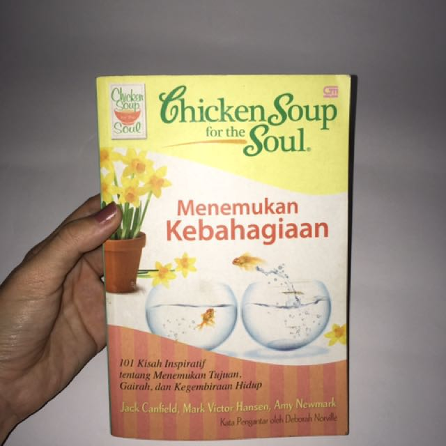 Chicken Soup For Soul