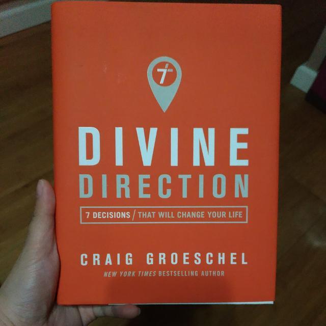 Divine Direction by Craig Groeschel