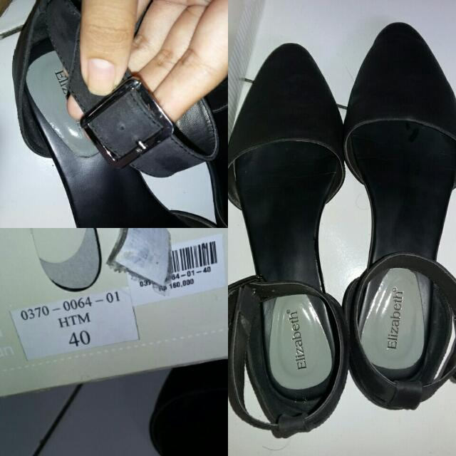 Elizabeth Shoes (Flat Shoes)