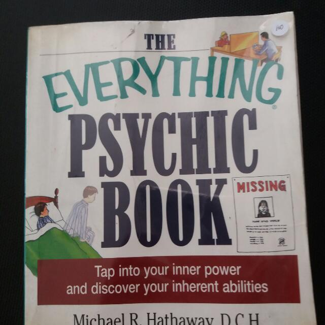 Everything Psychic Book