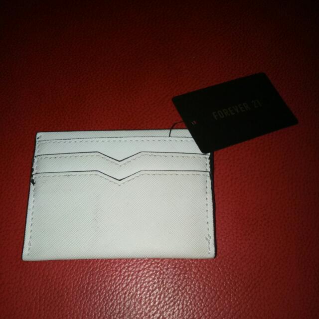 F21 Card Wallet