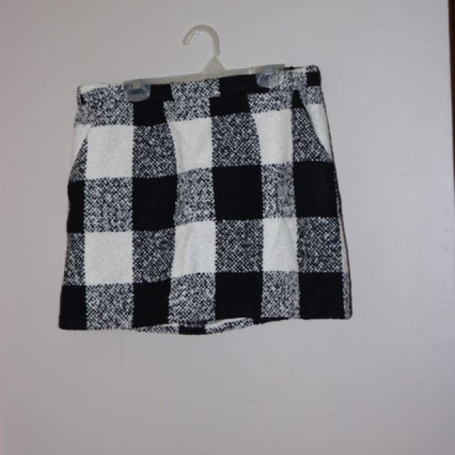 Fall/winter Wool Skirt
