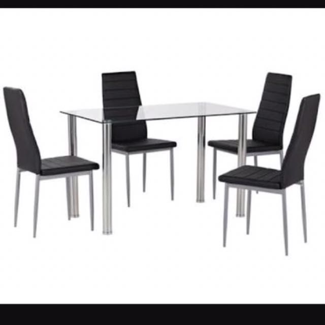 Fantastic Furniture Table Home Furniture Furniture On Carousell