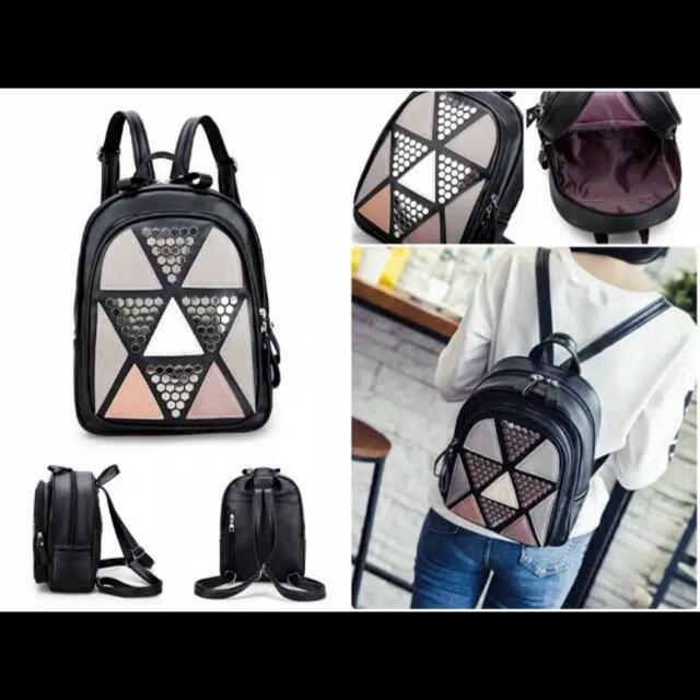 Fashion Backpack 103 Ransel