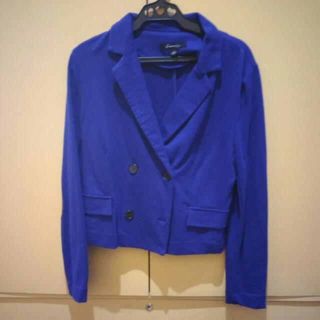 Forever21 Blue Coat