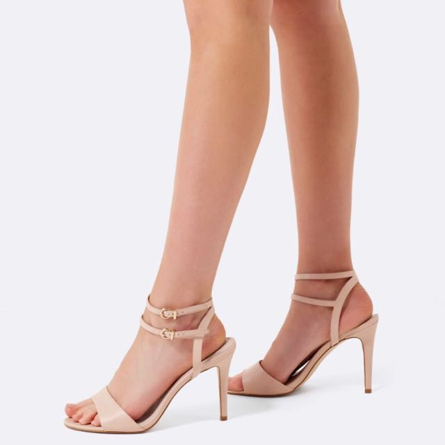 FOREVER NEW Octavia Heeled Sandals SIZE 36