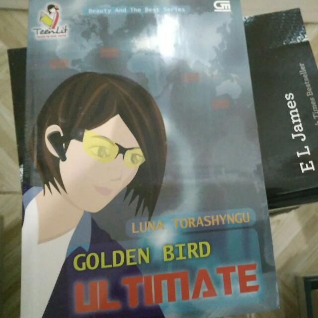 Golden Bird: Ultimate by Luna Torashyngu