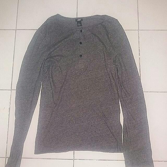 H And M Xs Longsleeve