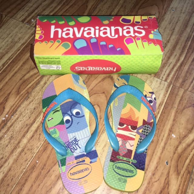 Havaianas Slipper Inside Out