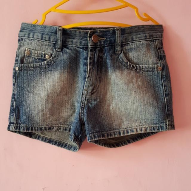 Hot Pants JEANS Size M