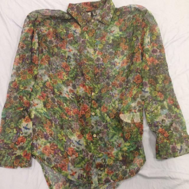 Insight Floral Shirt