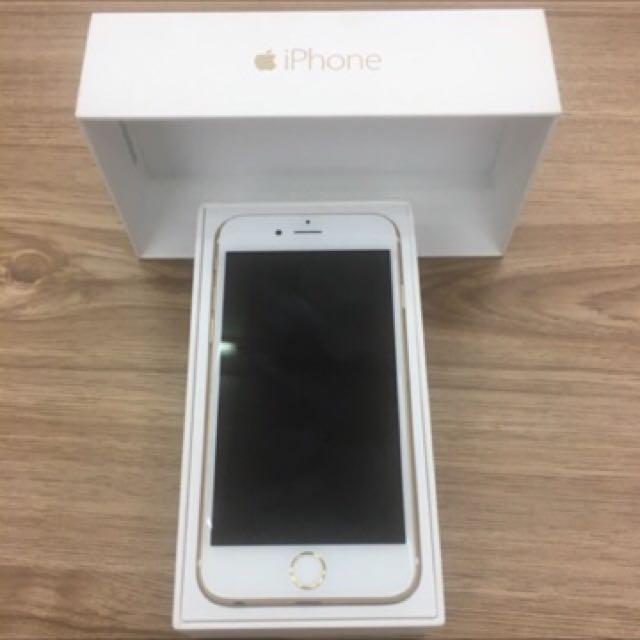 Iphone6 64G 4.7 金色