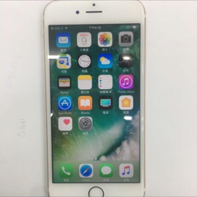 Iphone6s 金色 64、128G