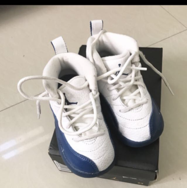 💕repriced💕 Jordan 12 French Blue