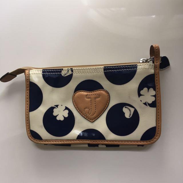 Juicy Couture Makeup Case / Toiletries Bag