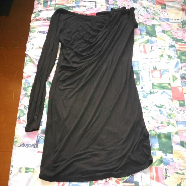 Kashieca Black Dress