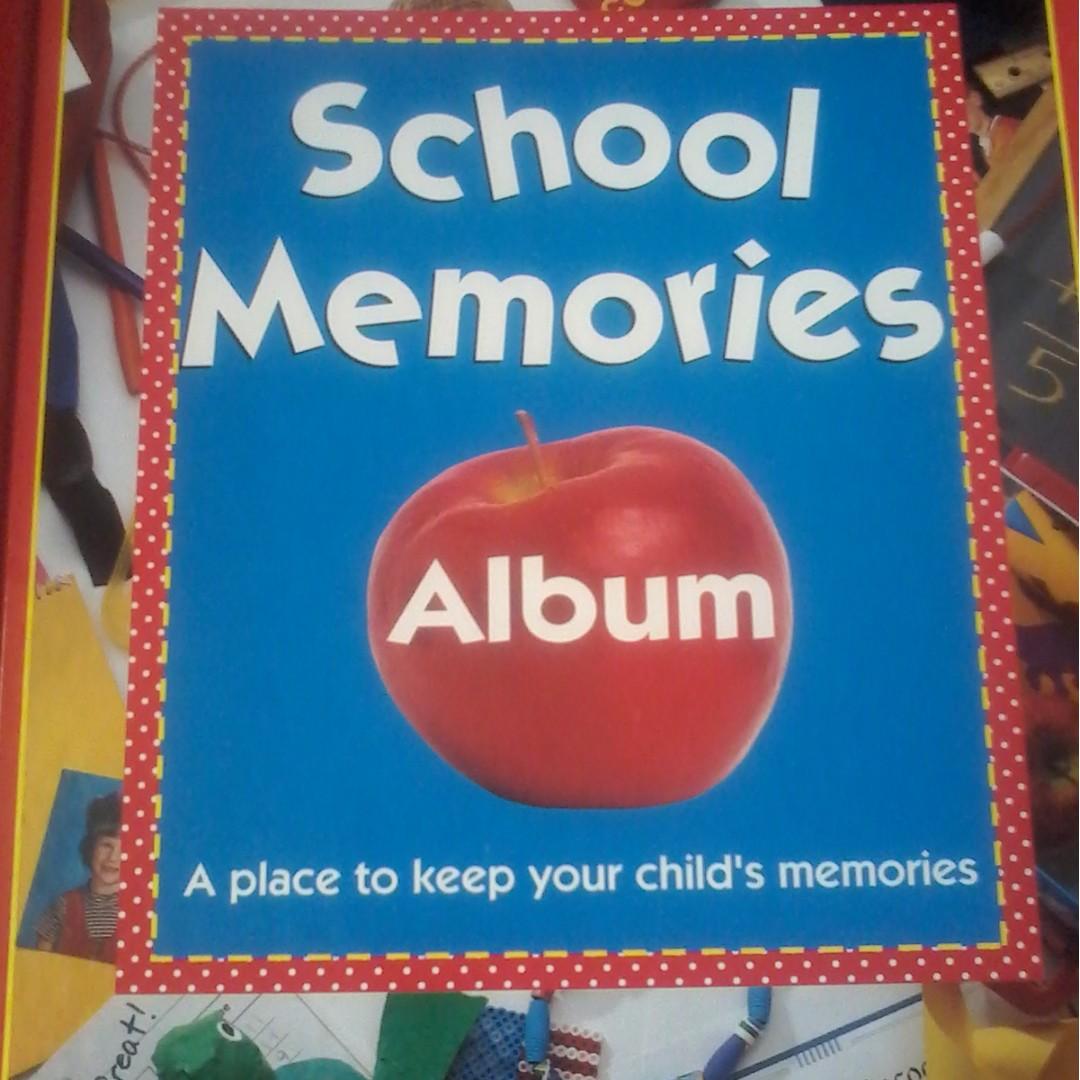 Kids Scrapbook
