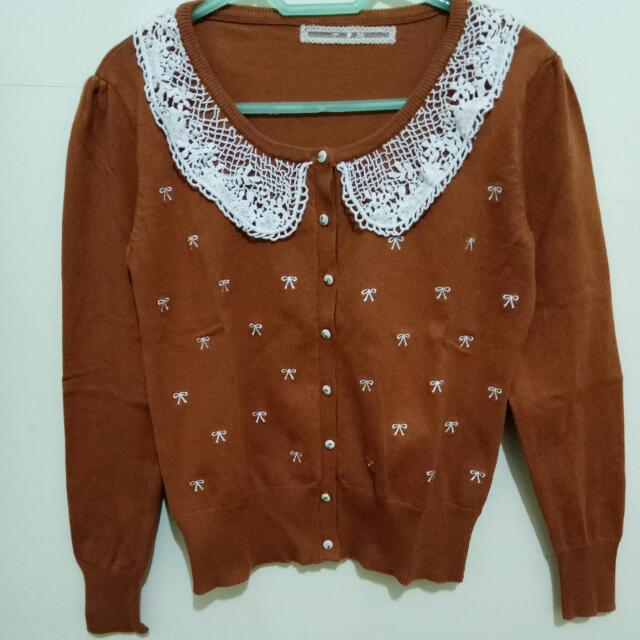 Knitted Cardigan #SSS