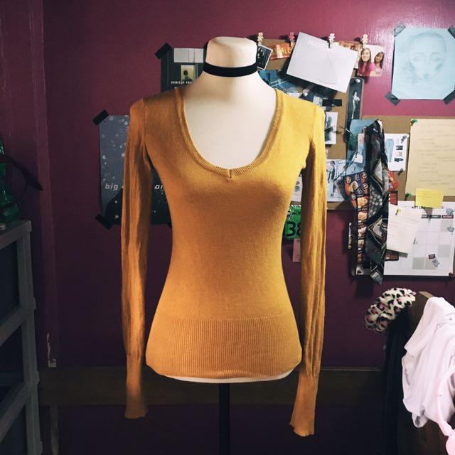 Knitted Long Sleeves (Terranova)
