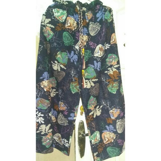 Kulot Pants New