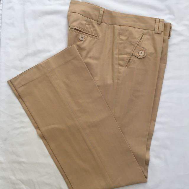 Laundry Pinstripe Pants 8