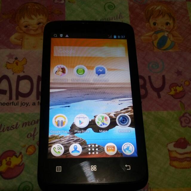 Lenovo A316i Black Batangan(ex Ladies)