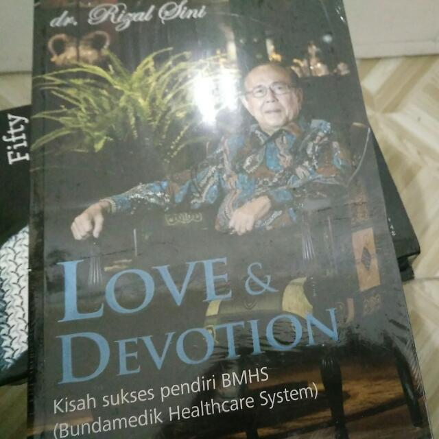 Love and Devotion by Alberthiene Endah