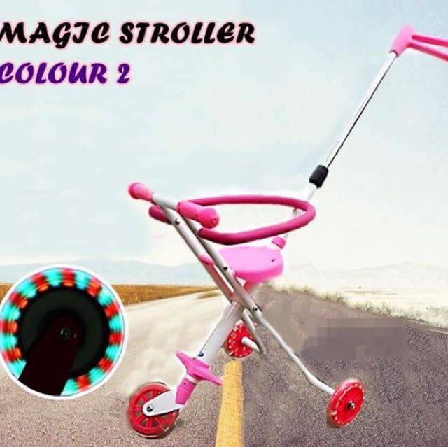 🏈MAGIC STROLLER 2 Colour
