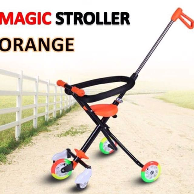 🏀MAGIC STROLLER 5 WHEEL 🚛🚛
