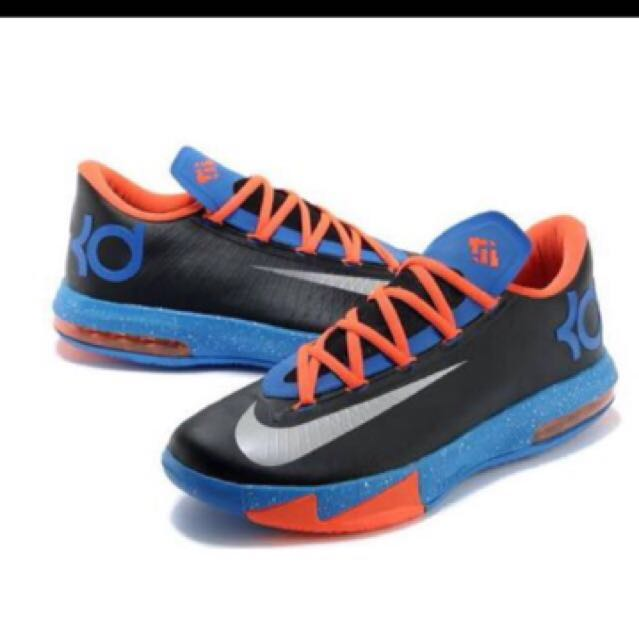 Men Or Women Nike Kevin Durant KD 6