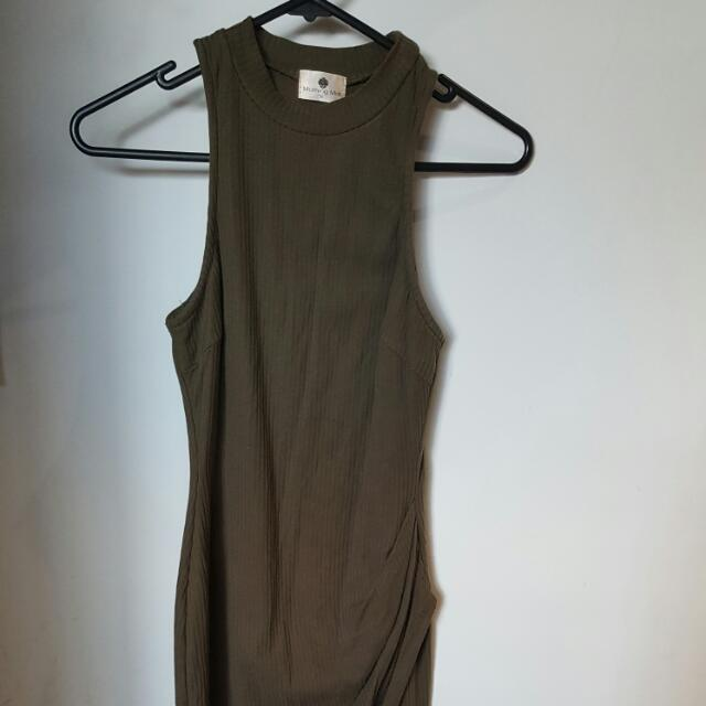 Mink Dress Size 8