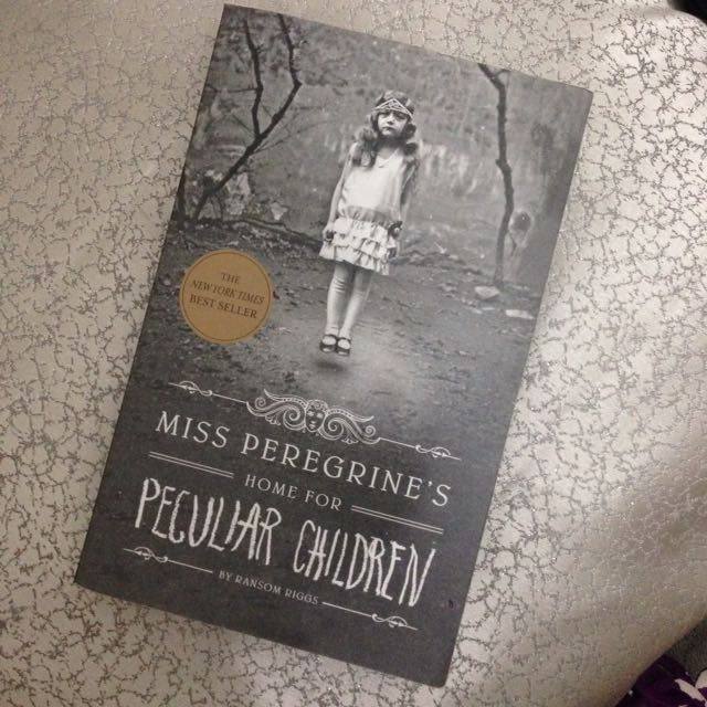 Miss Peregrine's Home For Peculiar Chirldren
