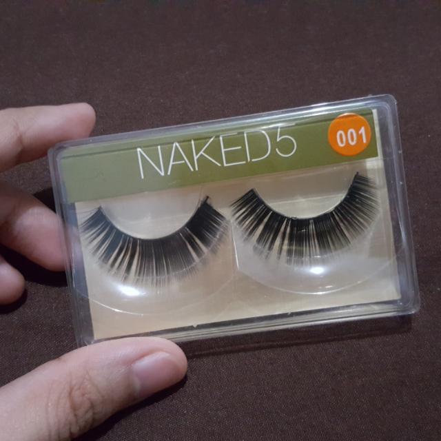 NAKED5 False Eyelashes