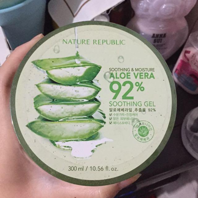 Nature Republic Aloevera
