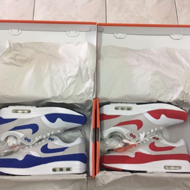 best website 17661 2afd5 Nike Air Max 1 Anniversary 2017
