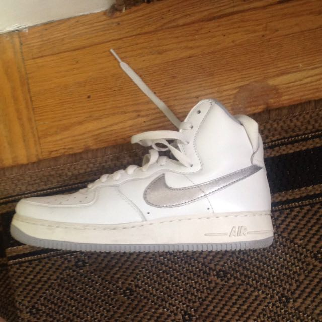 Nike Hi Rise Air Force 1