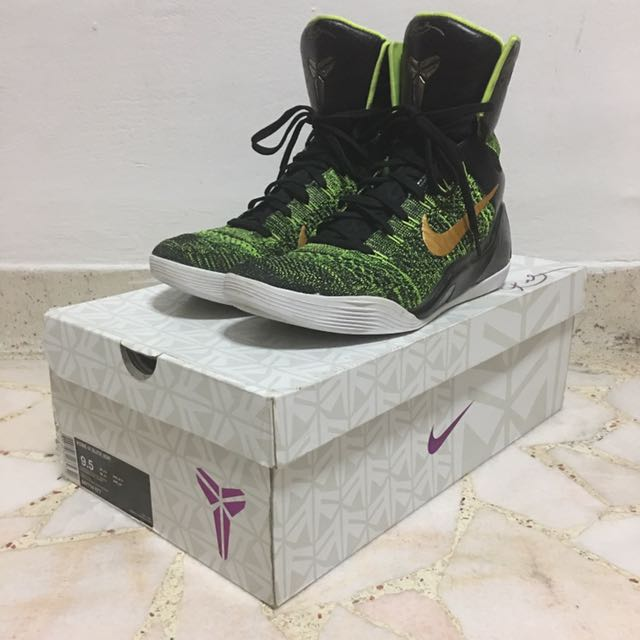 online store e1af6 7f38d Nike Kobe 9 IX Elite High XDR, Sports, Sports   Games Equipment on ...