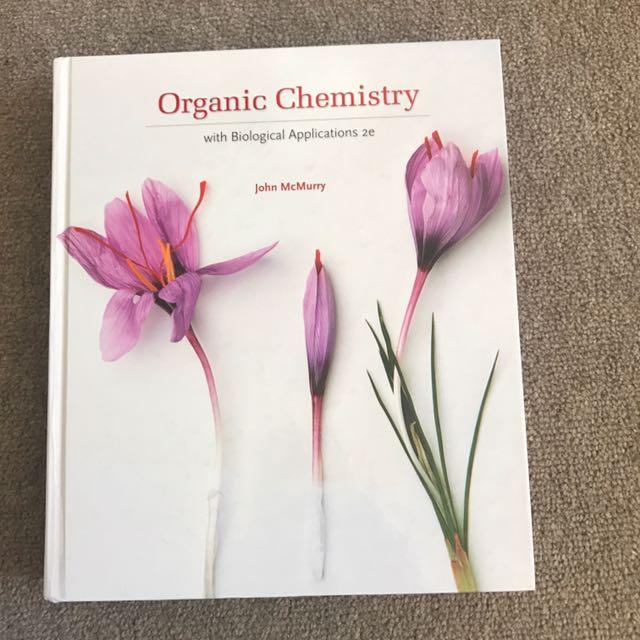 Organic Chemistry Hardback Textbook