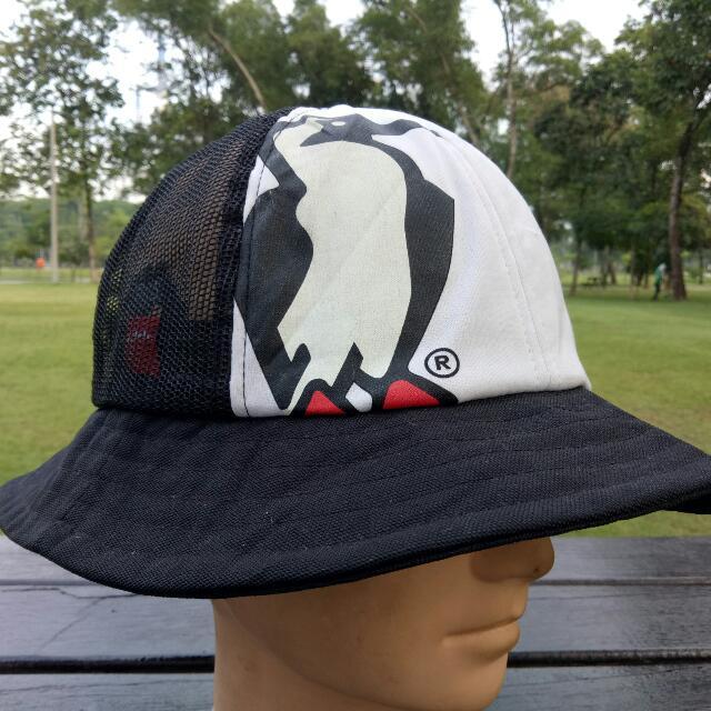Original Chums Mesh Trucker Cap Hat Topi Outdoor Bag Penguin Hiking ... 471b978a0b