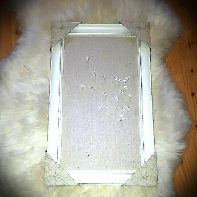 Pin Board Frame