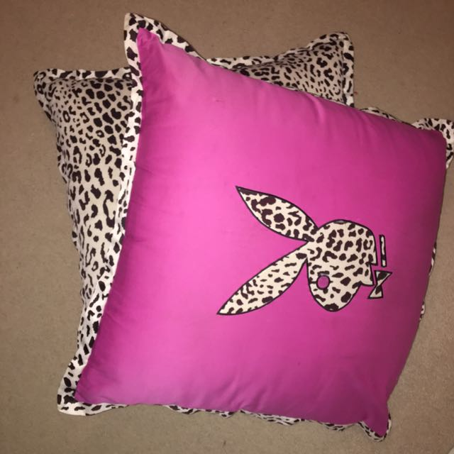 PLAYBOY DESIGN PILLOWS