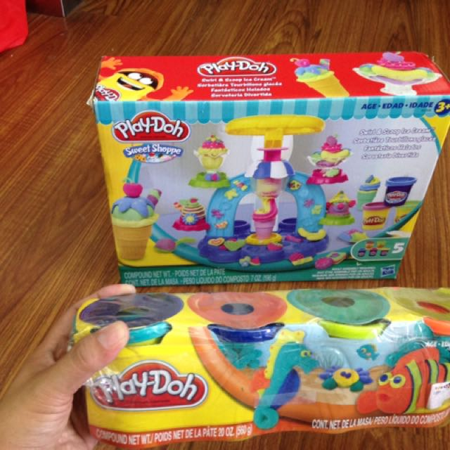 Play-Doh Sweet Shoppe