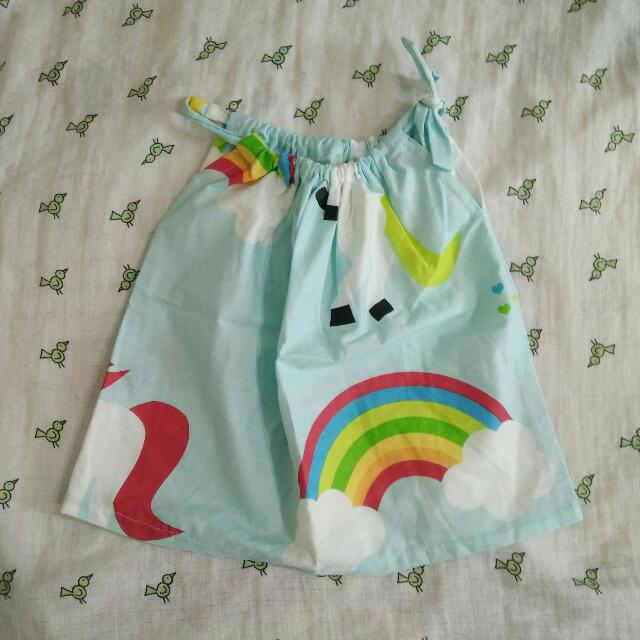 Preloved Dress Unicorn